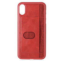 Чехол-накладка G-Case Canvas для iPhone 7 Plus Red