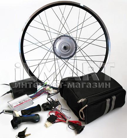 """Набор для переоборудование велосипеда в электровелосипед 24"""""""