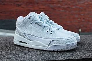 Кроссовки мужские Nike Air Jordan 3 / AJM-035 (Реплика)