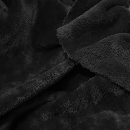 Махра велсофт черная, фото 2