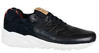 """Кроссовки New Balance 580 """"Black Ice"""" - """"Черные Белые""""  (Копия ААА+)"""