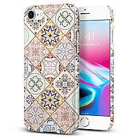 Чехол Spigen для iPhone SE 2020/8/7 Thin Fit Arabesque (054CS22620)