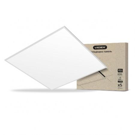 LED панель VIDEX 40W VL-P406W white