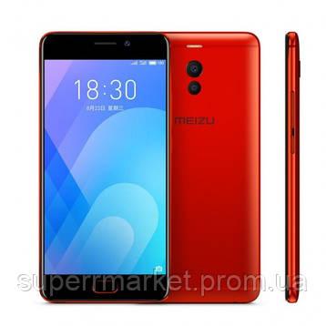Смартфон MEIZU M6T 32GB Red EU, фото 2