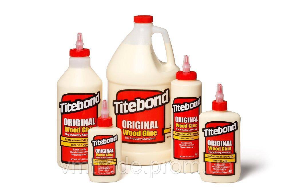 Клей для дерева, однокомпонентный, промышленный (Titebond OriginalWood Glue) 946 мл