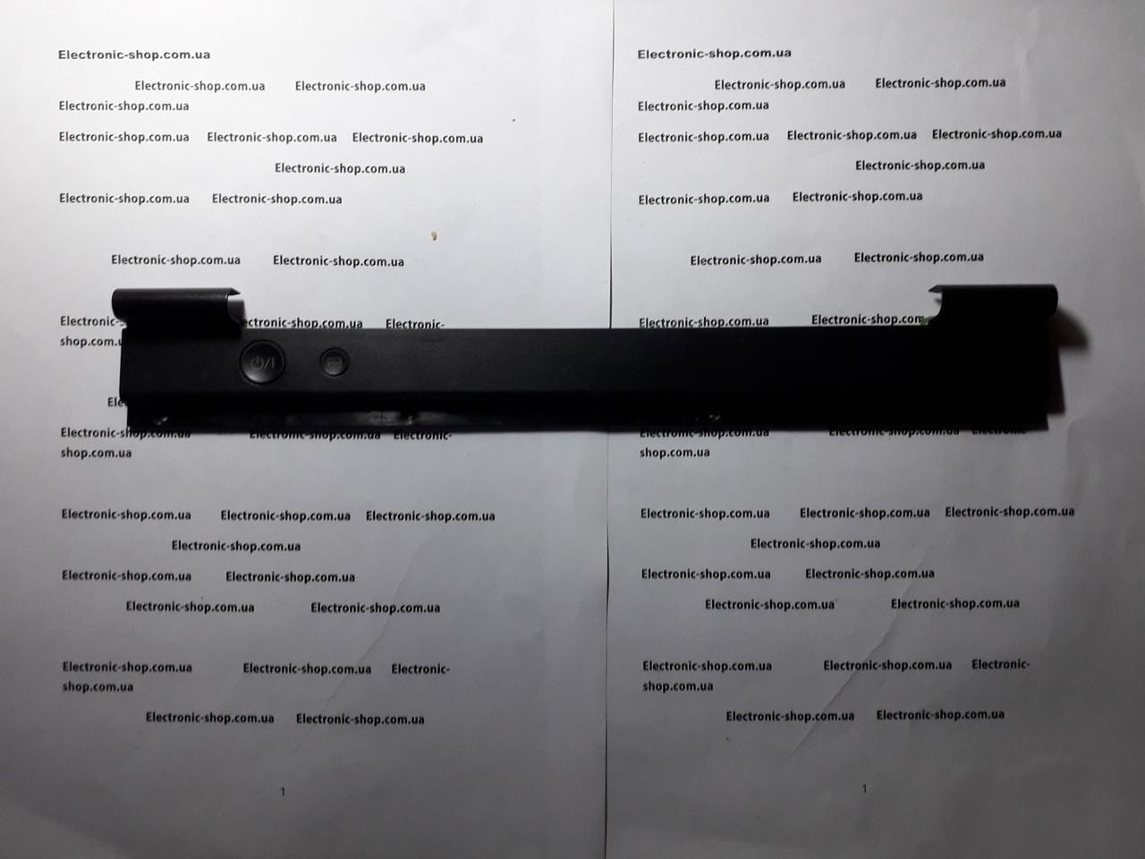 Корпусная деталь верхней части клавиатуры  Samsung R 20+  оригинал б.у