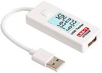 USB-тестер UNI-T UT658B для измерения напряжения, ёмкости, тока. Цена с НДС