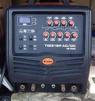 Аргоновый сварочный аппарат Jasic TIG 315P E103 AC DC