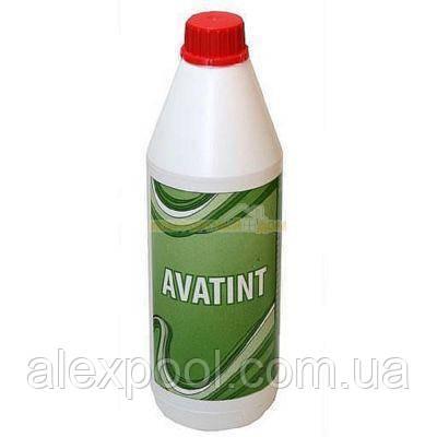 Пигментная паста AVATINT RX для профессиональной тонировки 1 л