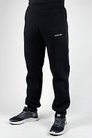 Зимние спортивные брюки Adidas Porsche 4937 Чёрные
