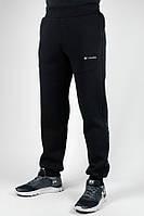 Мужские зимние спортивные брюки Columbia 4933 Чёрные
