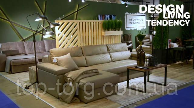 Выставка мебели DLT 2018  Киев. Фото