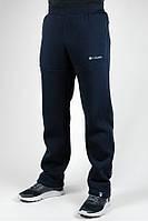 Мужские зимние спортивные брюки Columbia 4930 Тёмно-синие