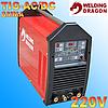 Аргоновий зварювальний апарат Welding Dragon proTIG 250P AC DC