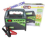 Зарядное устройство PULSO 6 Ам 6-12 вольт 10-80 А/ч BC-20860