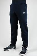 Чоловічі зимові спортивні штани Nike AIR 4924 Темно-сині