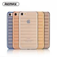 TPU Remax Wave Series Case для iPhone 7 Plus Blue