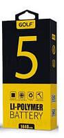 Аккумулятор Golf для iPhone 5 Original.