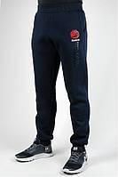Зимние спортивные брюки Reebok UFC 4916 Тёмно-синие