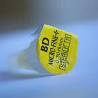 Иглы BD Micro-Fine+ «МикроФайн» 8 мм 1 шт.
