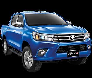 Тюнинг Toyota Hilux (2015+)