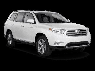 Тюнинг Toyota Highlander XU 40 (2007-2013)