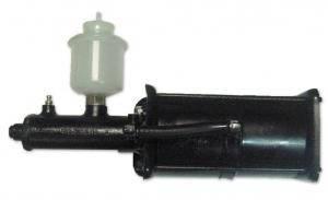 ПГУ УРАЛ-4320, силовой агрегат тормозов,  усилитель пневматический тормоза задний ( кооператив)