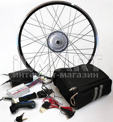 """Набор для переоборудование велосипеда в электровелосипед 26"""", фото 2"""