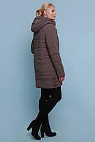 Куртка зимняя женская ниже бедра размеры48,50,52,54,56, фото 3