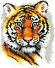 """Набор для вышивки крестиком """"Тигр"""""""