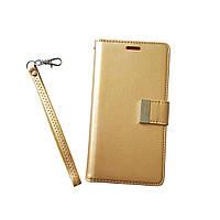 Книжка Goospery Rich Diary Wallet Case Meizu M6 Gold