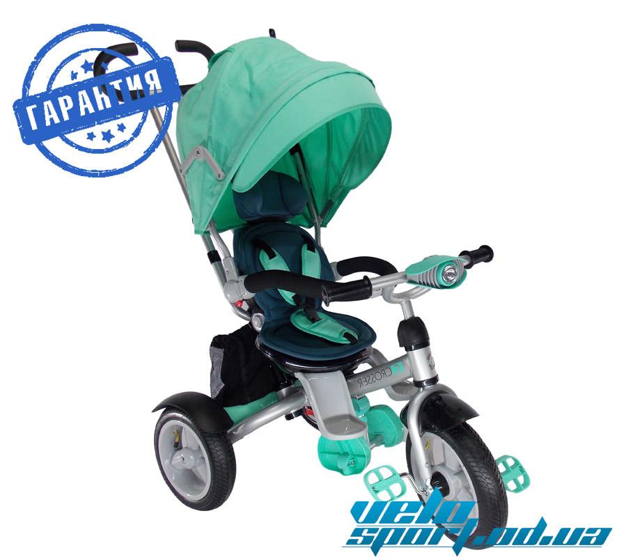 Детский трехколесный велосипед Crosser T-503 AIR