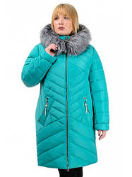 Зимняя женская куртка,  размеры 50 - 56
