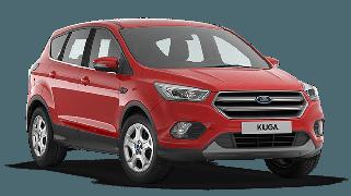 Тюнинг Ford Kuga 2 / Escape (2012-2019)
