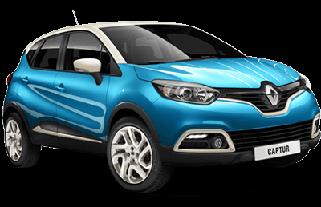 Тюнинг Renault Captur (2013-2019)