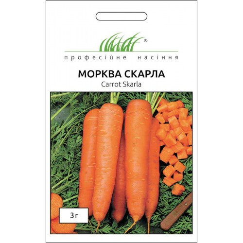 Морковь Скарла 3 г. Clause Агропакгруп