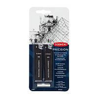 Стрижні для механічних олівців Derwent 30шт, 0,5мм (2302430)