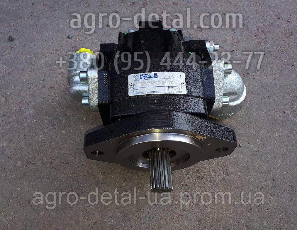 Насос масляный Bondioli&Pavesi HPGP2356S21E8E7HVE рулевого управления Т 17221,Т 17022