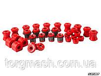Комплект сайлентблоков и втулок для ВАЗ 2101 - 2107 , CS20