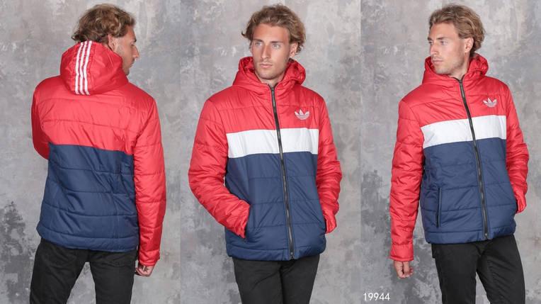 Куртка мужская трёхцветная, фото 2
