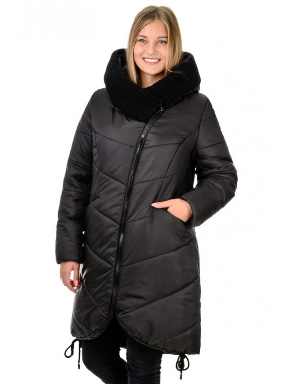 Зимнее женское пальто,  размеры 46 - 52