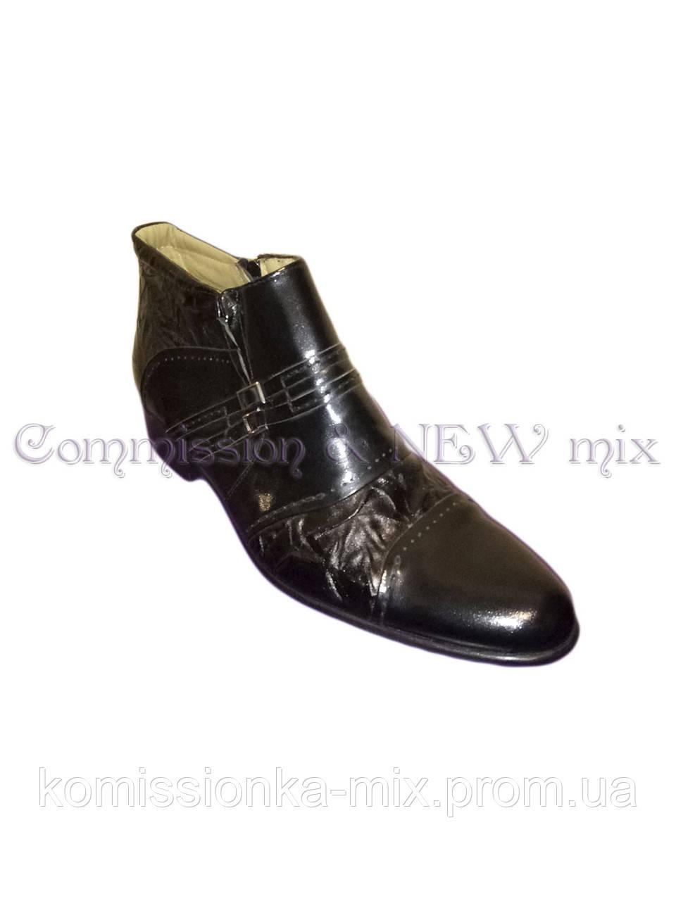 Ботинки мужские демисезонные ETOR новые