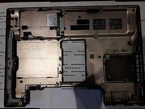 Нижня частина корпусу Samsung NP-R60S оригінал б.у