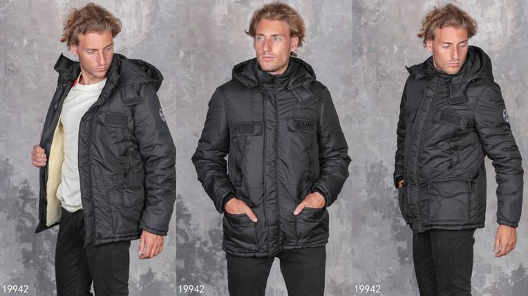 "Мужская куртка "" Napapijri"" на синтепоне, фото 2"