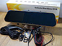 Видеорегистратор зеркало DVR T1 BlackBox Full HD 1080P на 2 камеры!, фото 2