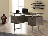 """Офисный стол с ящиками """"L-81 Нью"""" Loft Design, фото 4"""