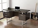 """Офисный стол с ящиками """"L-81 Нью"""" Loft Design, фото 3"""