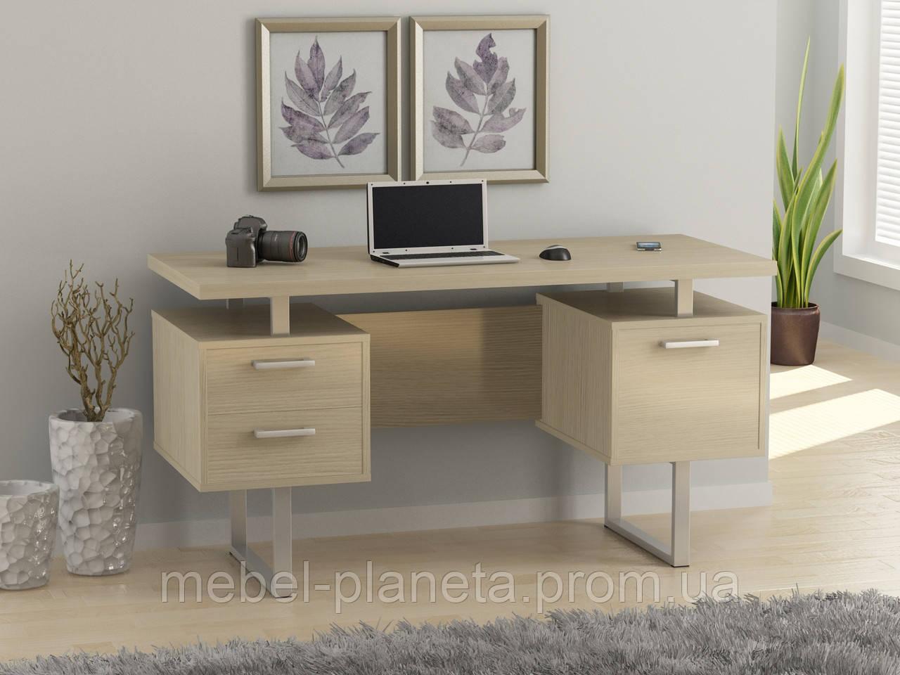 """Офисный стол с ящиками """"L-81 Нью"""" Loft Design"""