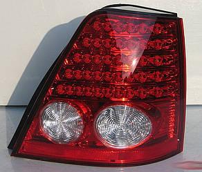 Ліхтарі Kia Sorento BL (02-06) тюнінг Led оптика
