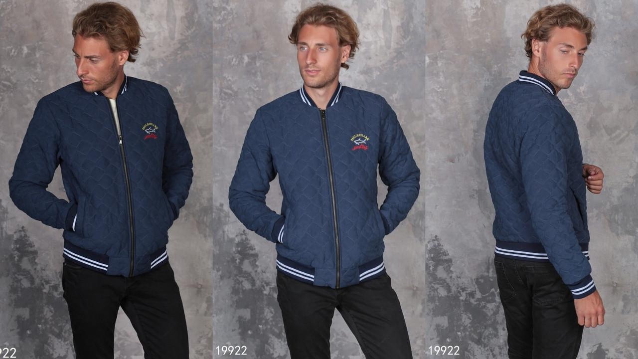 Куртка-парка мужская на молнии